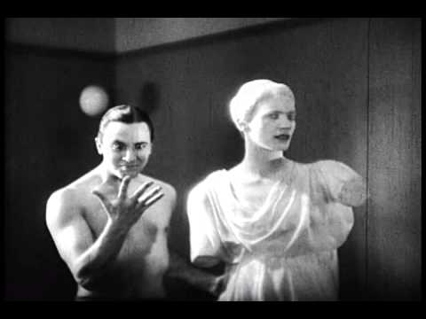 Jean Cocteau - Blood of a Poet (1930) with Massive Attack - Paradise Circus (Gui Boratto remix)