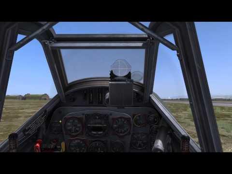 DCS bf-109 K-4 Шаг винта - баг? 1.2.12.3