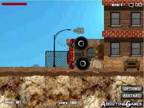 Monster Truck - Demolisher | Auto Demolka Dla Dzieci from YouTube · Duration:  2 minutes 2 seconds