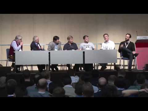 RNN Symposium 2016: Panel Discussion - The Future of Machines that Learn Algorithms