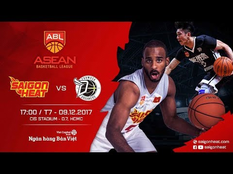 #Replay ABL 2017 || Game 1: Saigon Heat vs FMS Dreamer 09/12