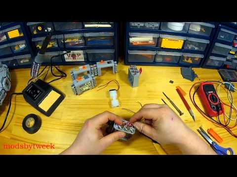 Lego Battery Box Mod