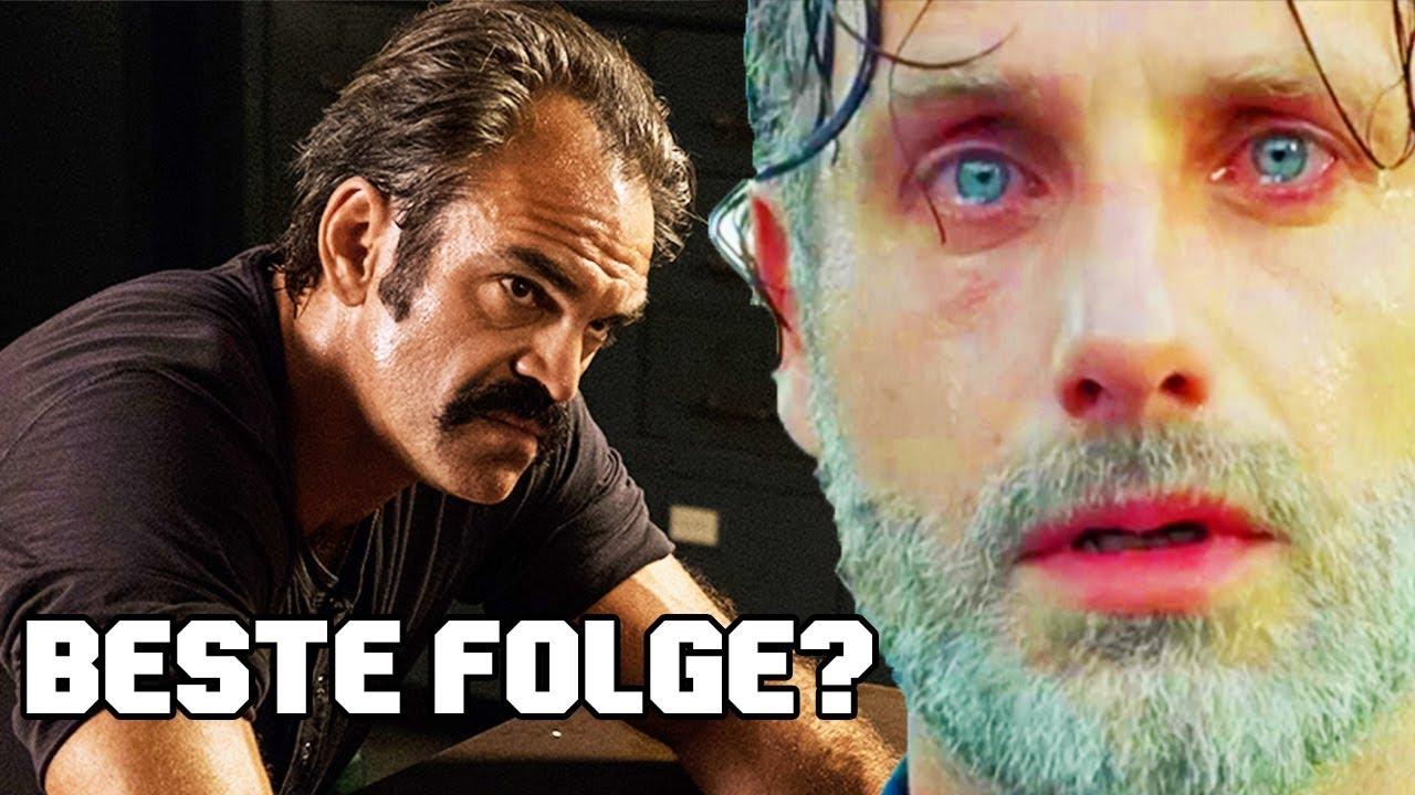 The Walking Dead Staffel 8 Trailer Deutsch