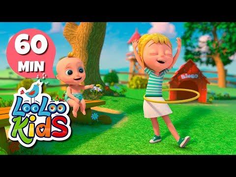 Hokey Pokey 👉 Educational Songs for Children   LooLoo Kids