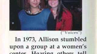Dorothy Allison: Survivor, Writer, Feminist