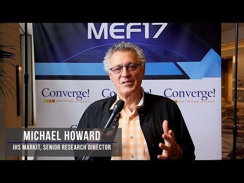 MEF17: SDN is Real - Michael Howard