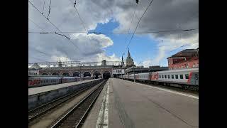 Информатор Казанского вокзала