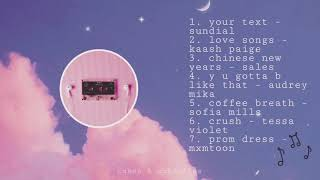 ✧ aesthetic songs ruined by tiktok // chill out playlist ✧ screenshot 5