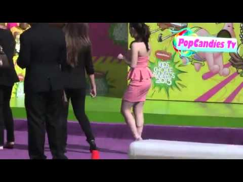 Daniela Bobadilla arrives at 26th Annual Kids Choice Awards in LA