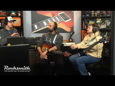 Rocksmith Remastered - Weezer Song Pack II - Live from Ubisoft Studio SF