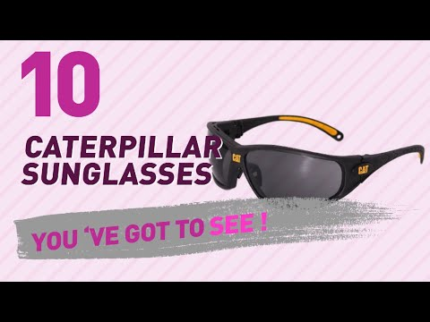 Cat Safety Eyewearcsa-Digger-Sunglasses