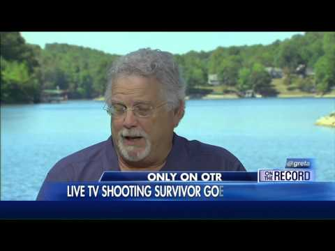 WDBJ7 Shooting Survivor's Husband Recounts Watching The Horrifying Incident On Live TV