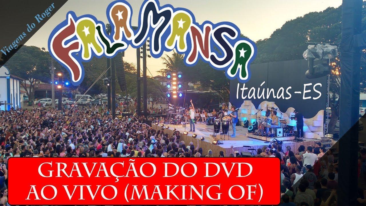 dvd falamansa