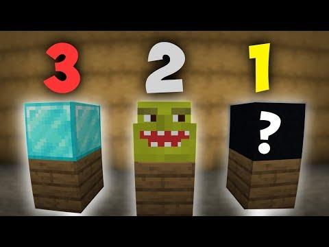 ТОП 5 САМЫХ РЕДКИХ БЛОКОВ В МАЙНКРАФТ! | Интересные факты Minecraft 1.16