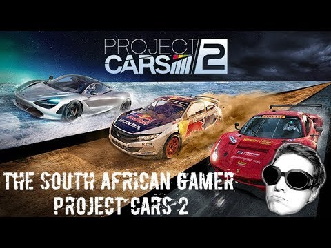 The South African Gamer Playing : Project Cars 2