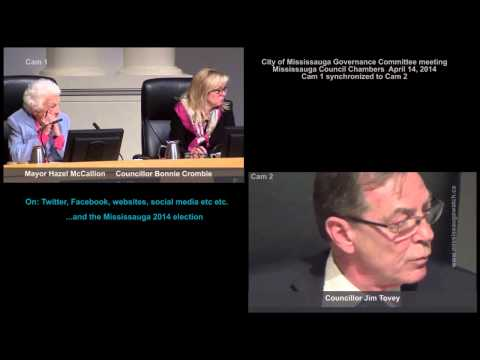 Twitter, Facebook, Social Media, 2014 Municipal Election and Mississauga Integrity Commissioner