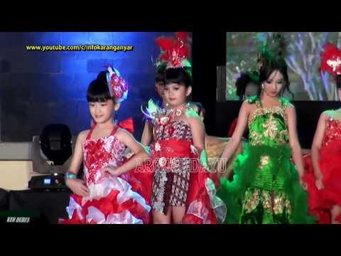 GRAND FINAL PUTRA PUTRI LAWU 2017 - Fashion Show Model Cilik Gaun Pesta