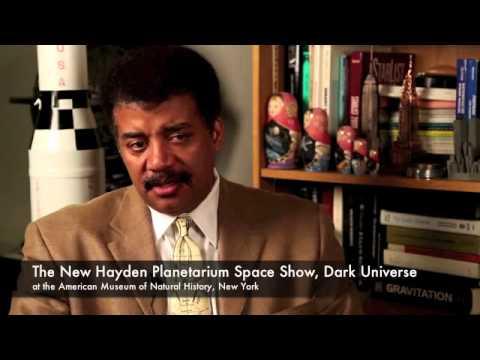 Dark Universe - The New Hayden Planetarium Space Show