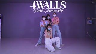 f(x) (에프엑스) - 4 Walls : Girlish Choreography (걸리쉬 코레오) l Sum…