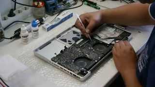 Complete prevention of Apple Macbook Pro