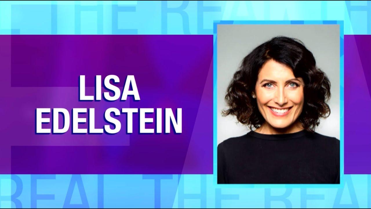 Thursday on 'The Real': Lisa Edelstein