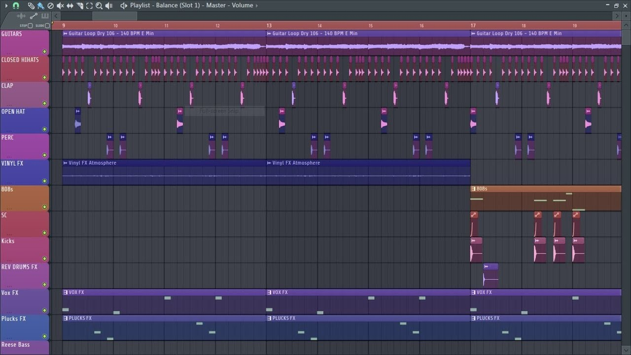 Professional Hip-Hop In FL Studio [FLP Download]