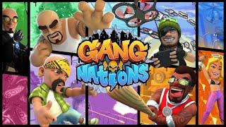 Gang Nations Gameplay IOS / Android