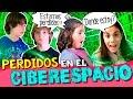 ¡¡PERDIDOS en el CIBERESPACIO!! 🌍✨ ¡Super AVENTURA! Channel SWAP con La DIVERSIÓN de MARTINA