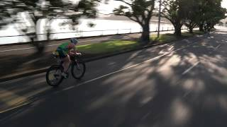 2014 IRONMAN 70 3 Auckland short