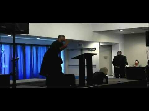 "Kingdom Fellowship Christian Life Center 12/04/2011 "" I'm not crazy"" part 2"
