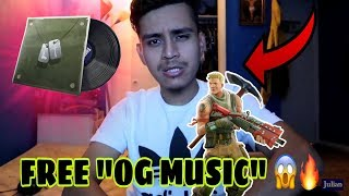 "Comment obtenir ""OG REMIX"" gratuitement (Ps4) Fortnite"