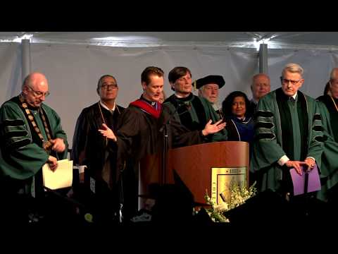 Wagner College Commencement 2017