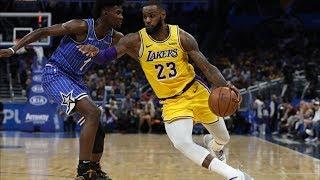 Lonzo Ball 0 Points! LeBron Watches 4th! Vucevic 36 Pts! 2018-19 NBA Season