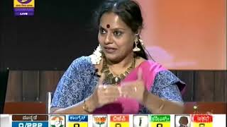 Janadesh Political analysis 7.00AM DD Chandana news
