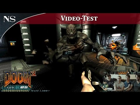 The NAYSHOW - Vidéo-Test de DOOM 3 (PC)