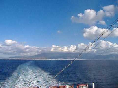 Travel by ship from Greece to Italy (Patra to Ancona)