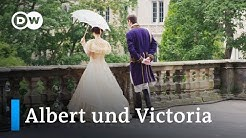 Königlicher Auftritt: Albert und Victoria in Coburg | Euromaxx
