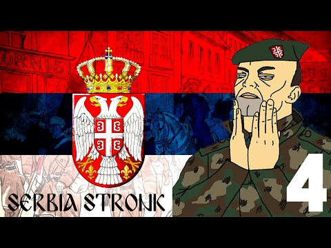 "HOI4: The Great War - Serbia 4 ""The Treaty of Versailles"""