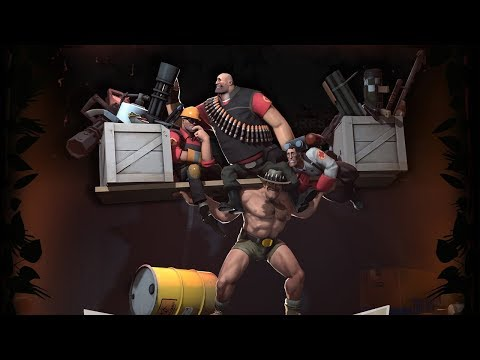 [TF2] JUNGLE INFERNO - DAY 4! | BALANCE CHANGES + MORE BACKPACK SPACE *FINALLY*