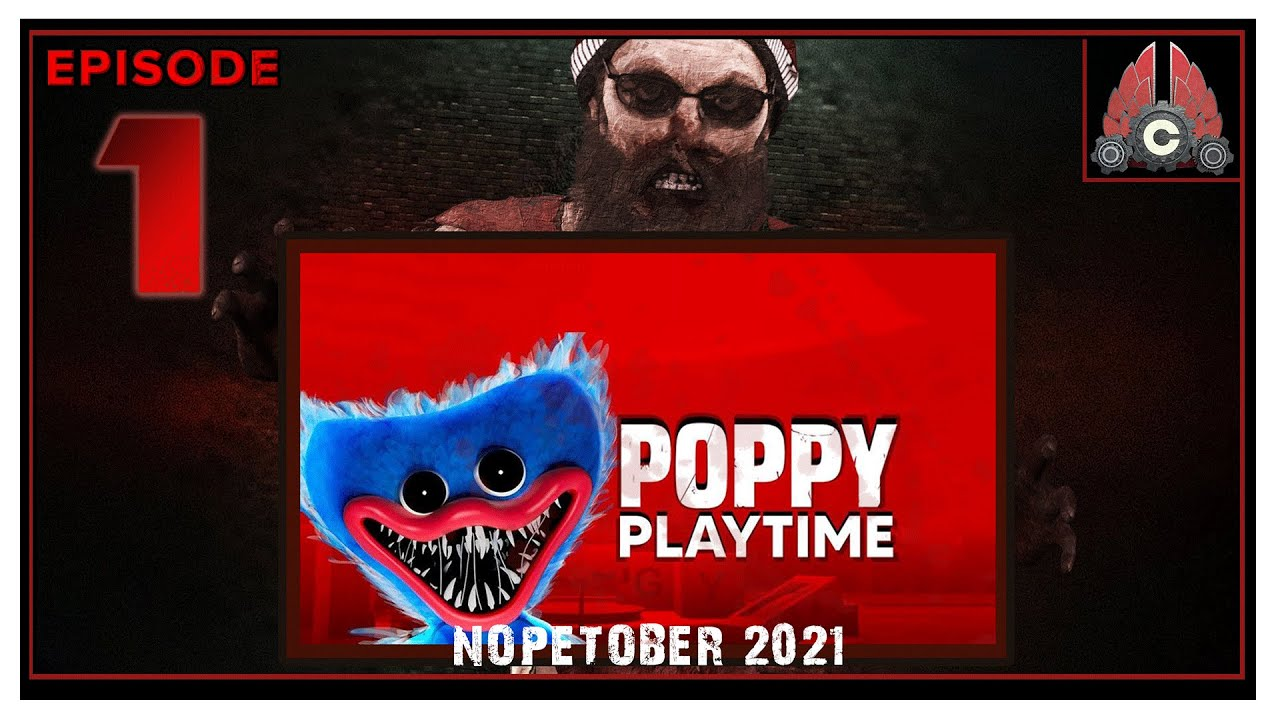 CohhCarnage Plays Poppy Playtime (Complete)