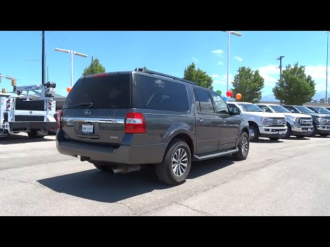 2016 Ford Expedition EL Salt Lake City, Murray, South Jordan, West Valley City, West Jordan, UT 1410