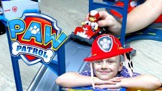 ЩЕНЯЧИЙ ПАТРУЛЬ новые серии Игрушки Щенячий патруль Paw Patrol Игры Видео для детей