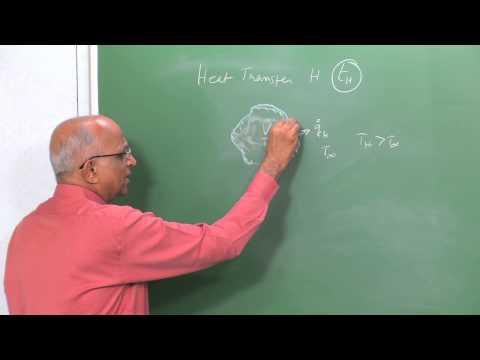 Mod-01 Lec-18 Thermal Theory: Characteristic Heat Release and Heat Transfer Times