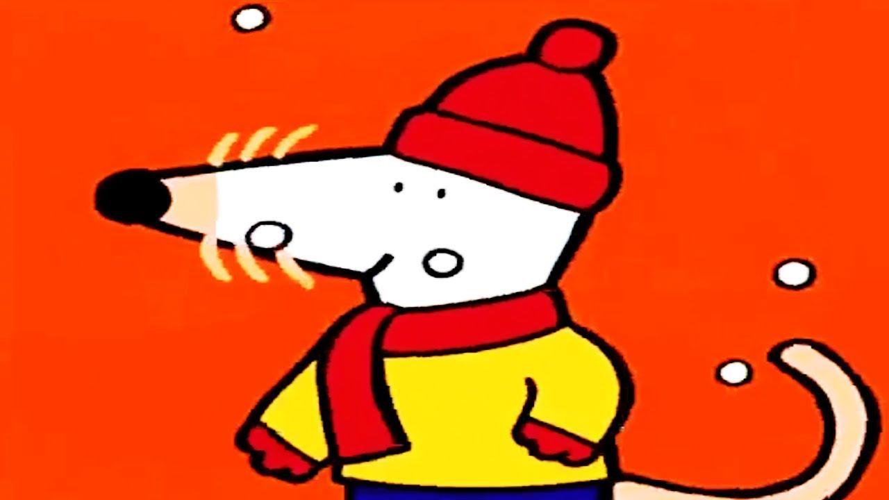 Mimi la souris l 39 hiver dessin anim complet en francais youtube - Jeux de mimi la souris ...