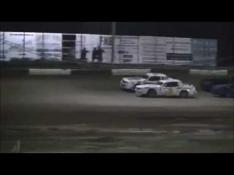 Pure Stock Feature @ Fayette Co Speedway 5/9/14