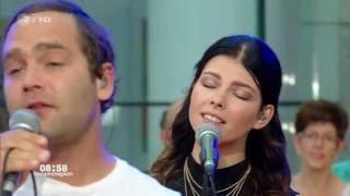 "06.06.2016 ZDF Morgenmagazin - Bosse ""Dein Hurra"" live und unplugged"