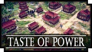 Taste of Power - (Medieval RTS Game)