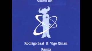 Jamiroquai - Cosmic Girl ( Rodrigo Leal & Vigo Qinan Remix )