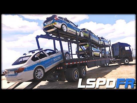 GTA 5 LSPD:FR #363 | Neuland Fahrzeug Transport Teil 4 - Deutsch - Grand Theft Auto 5 LSPDFR