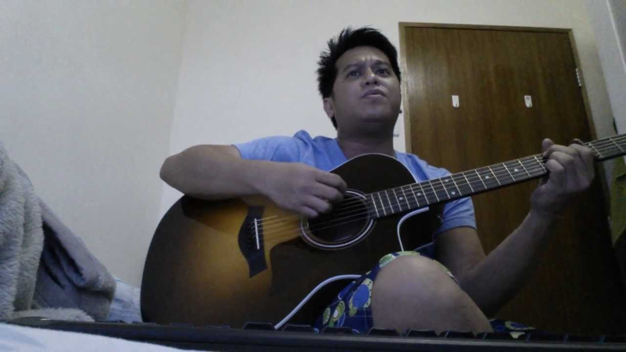 My Guitar Cover Of Here I Am By Air Supply Youtube